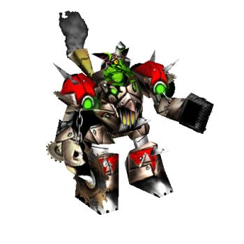 Tank Picture: Goblin Shredder